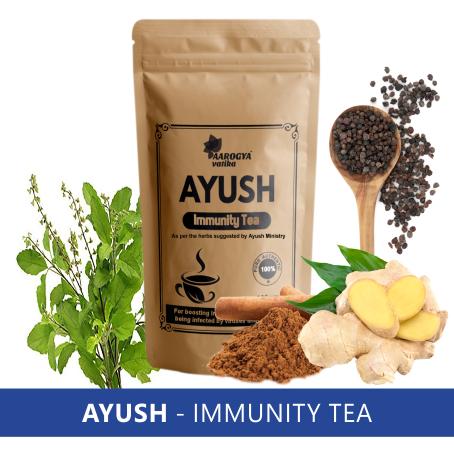 AYUSH IMMUNITY TEA 100 GM