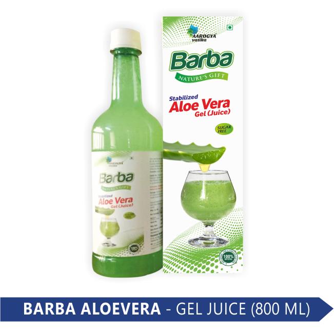 BARBA ALOE VERA JUICE (800ML)