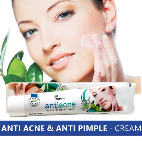 ANTI ACNE & PIMPLE CREAM (25 GM.)