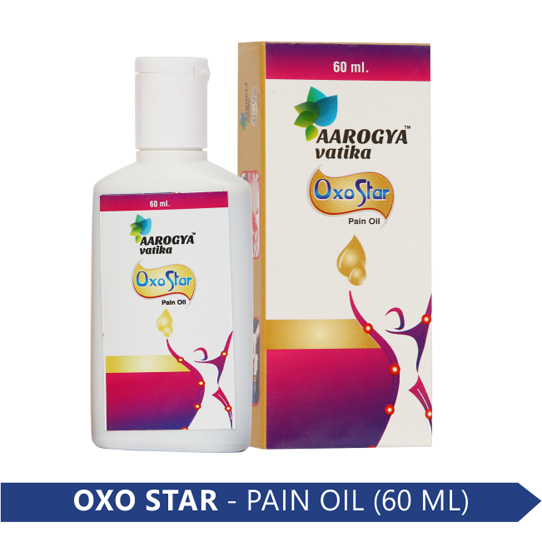 OXO STAR JOINT PAIN OIL 60 ML