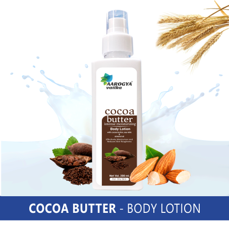 COCOA BUTTER BODY LOTION (200 ML.)
