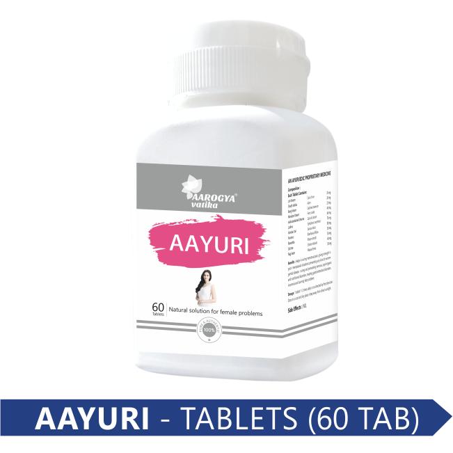 AAYURI (60 TABLET)