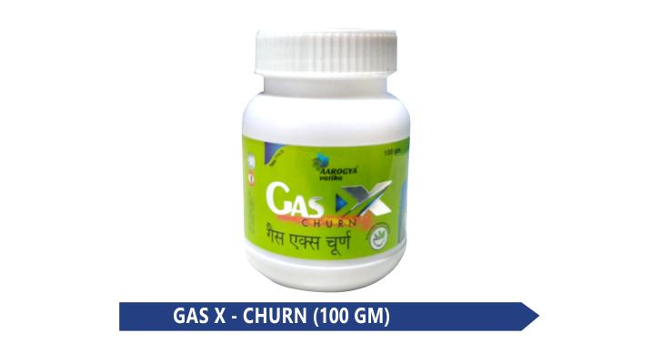 GAS X CHURAN 100 GM