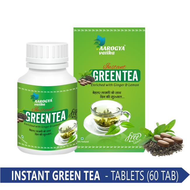 GREEN TEA TABLET (60 TAB.)