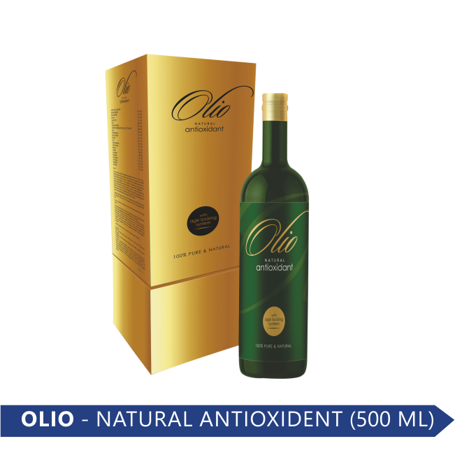 OLIO (NEW & IMPROVED) 500 ML.