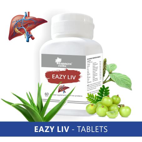 EAZY LIV (60 TAB)