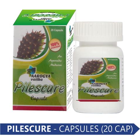 PILESCARE CAP (20 CAP.) GST