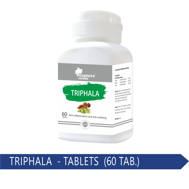 TRIPHALA (60 TABLET)