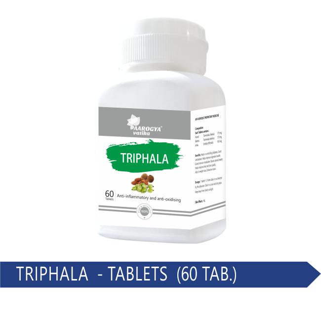 TRIPHALA (60 TABLET)