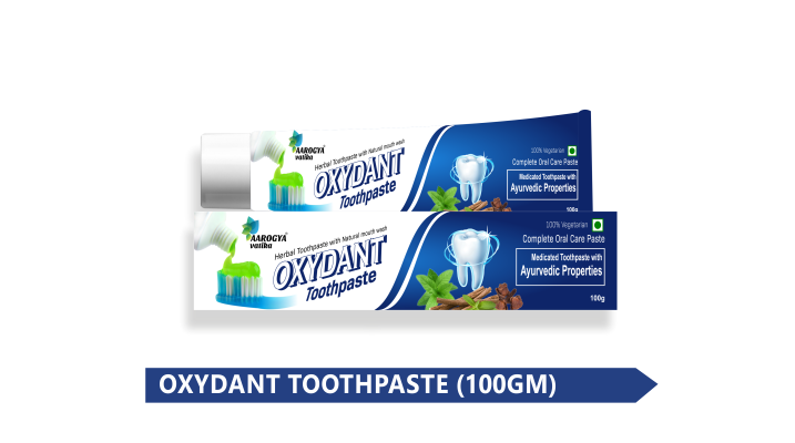 OXY DENT TOOTH PAST (100 GM) GST