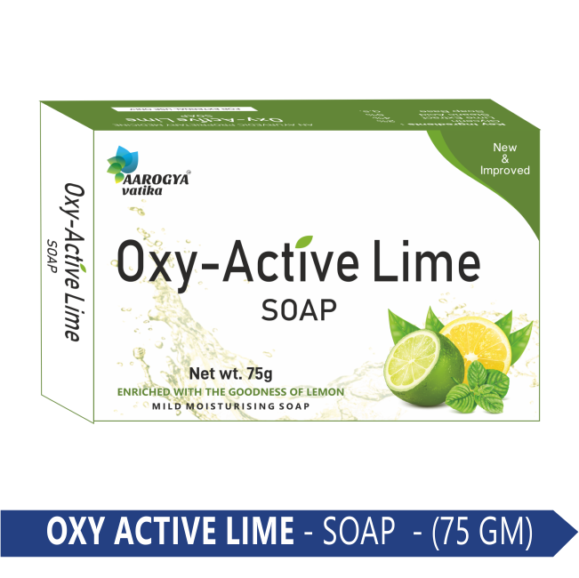 OXY LIME SOAP (80 GM)
