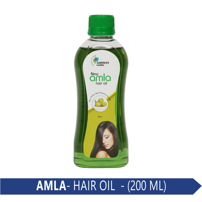 AMLA HAIR OIL (200 ML.)