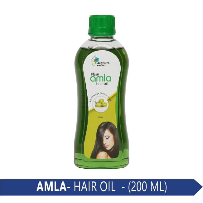 AMLA HAIR OIL (200 ML.)