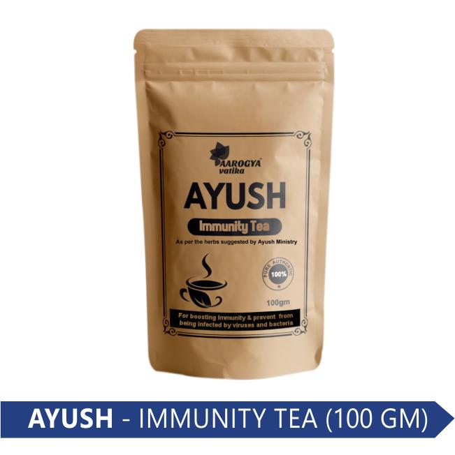 AYUSH I. TEA (100 GM)