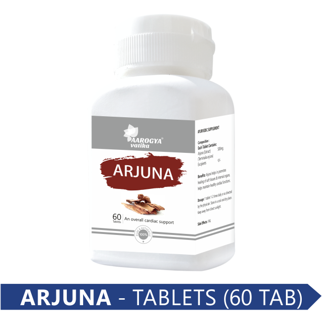ARJUN TABLET (60 PCS)