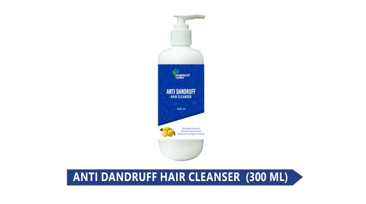ANTI DANDRUFF HAIR CLEANSER (300 ML.)