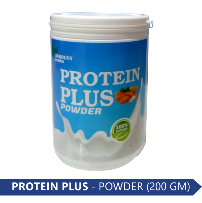 PROTEIN PLUS POWDER 200 GM