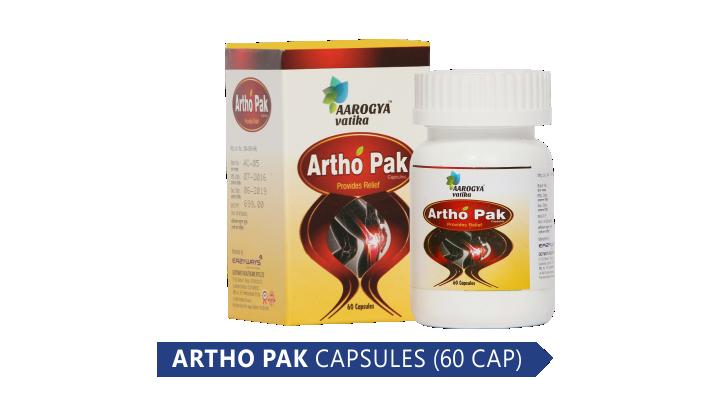 ARTHO PAK (60 CAP.)