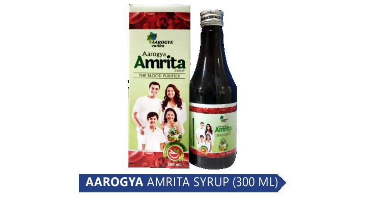 AROGYA AMRITA 300 ML.