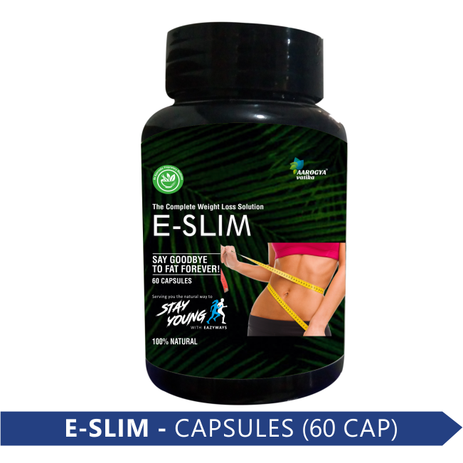 E-SLIM (60 CAP)