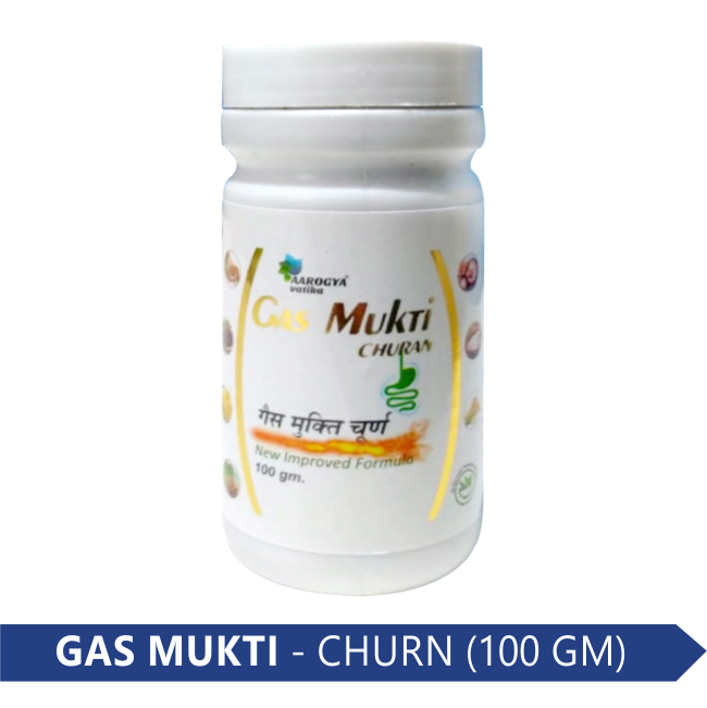 GAS MUKTI CHURAN 100 GM