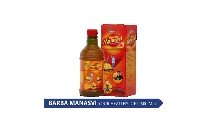 MANASVI (500 ML.)