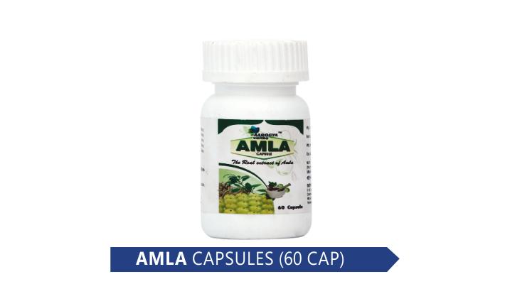 AMLA CAPSULE (60 CAP.)