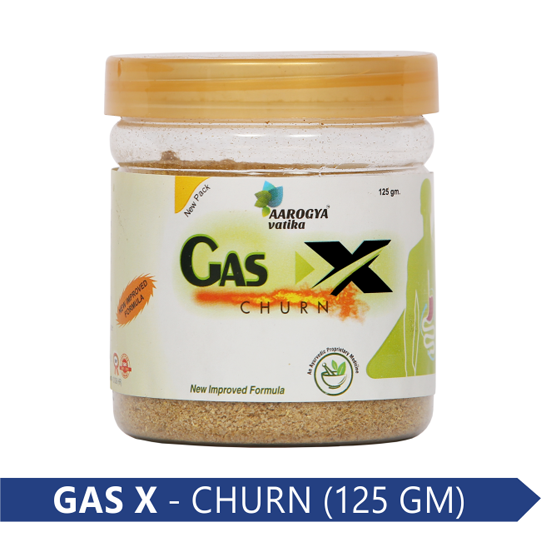 GAS-X CHURAN NEW IMPROVED PORMULA (125 GM.)