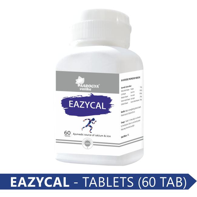 EAZY CAL TABLET  (60 PCS)
