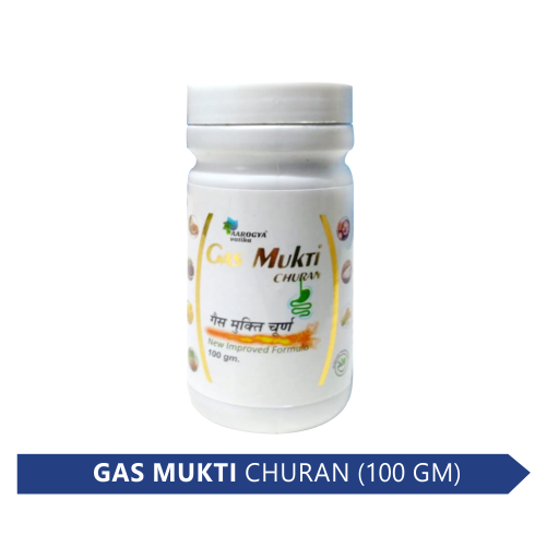 GAS MUKTI CHURAN 100 GM
