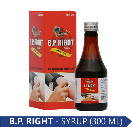 B.P. RIGHT 300 ML.