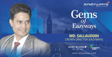 Motivational speech by crown director Mr.Sallauddin,12SEP2017