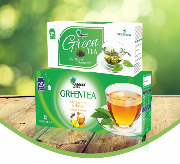 Eazyways aarogya vatika Green Tea