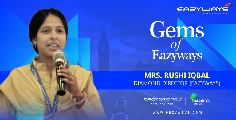 Gems of Eazyways :Rushi Iqbal income testimonial 12 Sep 2017