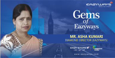 Gems of Eazyways :Mrs.Asha ji Testimonial about Eazyways