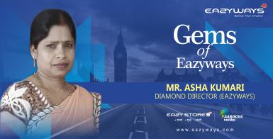 Gems of Eazyways :Mrs.Asha ji Testimonial about Eazyways