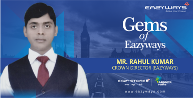 Training by Mr.Rahul Kumar (youngest Crown Director,Eazyways),12Sep2017