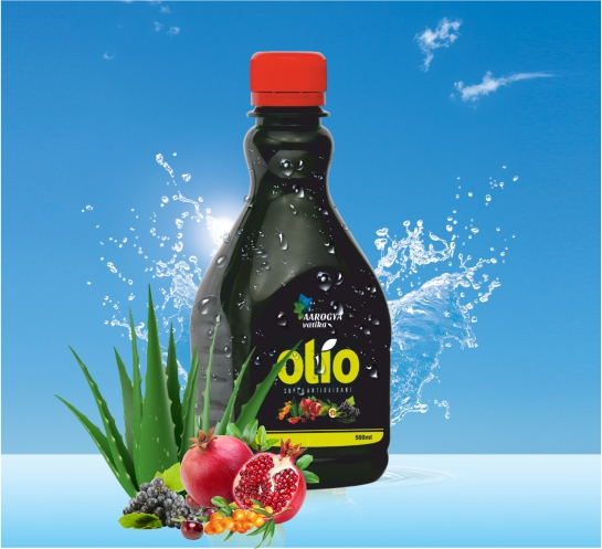 Olio The Super Antioxidant Testimonial by Mr.Rajendra