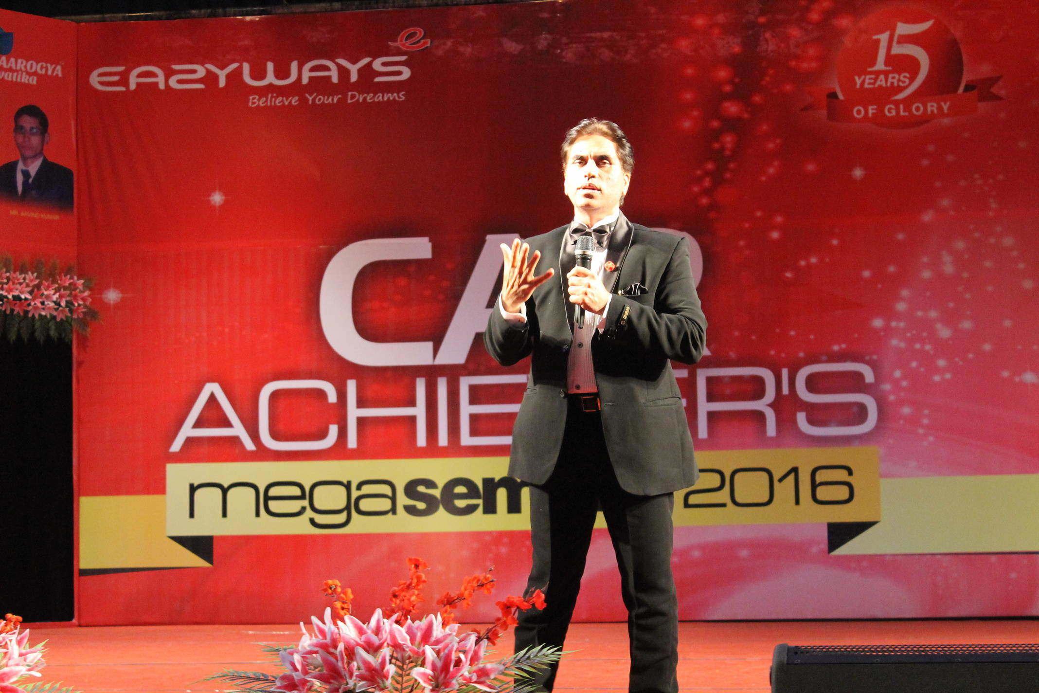 Car Achievers Seminar-2016(PATNA)